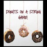 Cheap Indoor and Outdoor Party Games for Kids Donuts on a String game. Donut Birthday Parties, Donut Party, Sleepover Party, 16th Birthday, 13th Birthday Party Ideas For Girls, Birthday Games For Kids, Birthday Activities, Pj Party, Slumber Parties