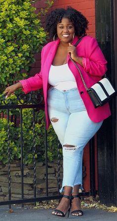 Plus Size Fashion for Women #plussize #plussizefashion