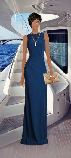 QueenVee76 - Covet Fashion