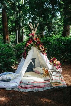 I have spoken before about planning a village hall wedding, barn wedding and marquee wedding on WWW. But tipi weddings are another firm favourite of mine. Outdoor Spaces, Outdoor Living, Outdoor Gear, Outdoor Travel, Outdoor Life, Hippie Party, Shabby Chic, Camping Ideas, Camping Glamping