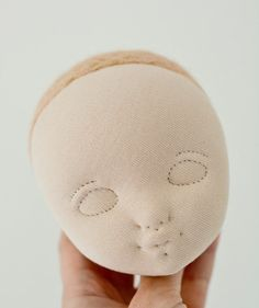 PDF Pattern- How to Make a Mini BeBe Baby Doll by BeBe Babies and Friends Soft Sculpture Baby Doll Pattern Cloth Doll Waldorf Doll Mini Doll Toys, Baby Dolls, Rag Doll Tutorial, Doll Face Paint, Doll Making Tutorials, Sewing Dolls, Doll Maker, Waldorf Dolls, Soft Dolls