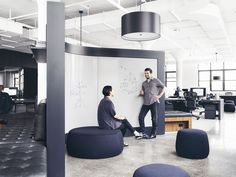 Inside Squarespace's New Super Cool NYC Headquarters - Officelovin