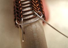 how to viking knit - free tutorial