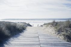 THE WAY by JESUS SILVA ANDRADE on 5In the La Lanzada Beach, in Pontevedra, Galicia00px