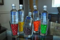 How to make skittle-flavored vodka!