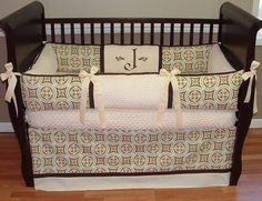 Unique Authentic ModPeaPod Baby Crib Bedding Set by ModernPeaPod, $295.00