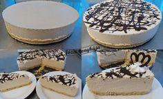 Kávés sajttortaHozzávalók: 25cm-es tortaforma25 dkg darált keksz20 dkg margarin5 cl főtt kávéA krémhez:40 dkg mascarpone vagy más natúr krémsajt4 dl...