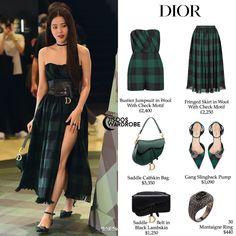 Fashion Idol, Kpop Fashion Outfits, Blackpink Fashion, Celebrity Outfits, Korean Outfits, Couture Fashion, Korean Fashion, Looks Teen, Mode Kpop