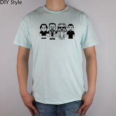 FUNNY MOVIE THE BIG LEBOWSKI WOV ZT PN HT T-shirt Top Lycra Cotton Men T shirt New DIY Style