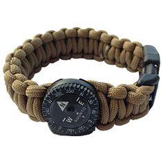 Navigator Band | Survival Band, Survival Strap, Suunto Compass, Tactical Gear