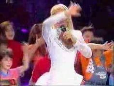 ▶ Xuxa en español - Danza de Xuxa - YouTube
