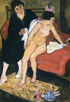 Suzanne Valadon (1865 – 1938) The Abandoned Doll, 1921