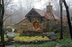 Timeless Hobbit Home