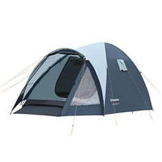 KingCamp Holiday Fireresistant 5Person3Season outdoor Tent for Family Camping -- Check out the image by visiting the link.