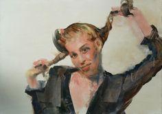 Nora Cupcencu by Romulus Harda