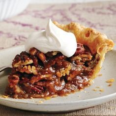 The Ultimate Pecan Pie recipe (Made with honey instead of corn syrup)