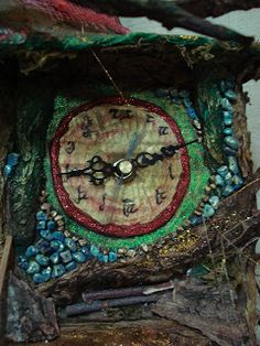 Visit the post for more. Enchanted, Fairy, Clock, Wall, Painting, Watch, Painting Art, Clocks