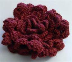 saraccino: Crochet flowers...
