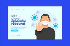 Colección de infografías de coronavirus | Vector Gratis Powerpoint Background Templates, When You Come Home, Modern Graphic Design, Rebounding, Hand Sanitizer, Vector Free, Banner, Family Guy, Landing