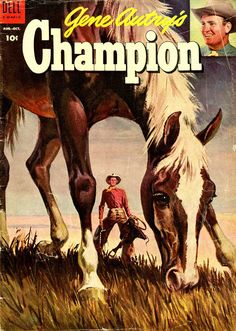 Dell Comics / Western Publishing  (August-October 1954)