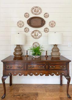 Interior Photo, Interior Design, Kitchen Vignettes, Cozy Kitchen, Transitional Decor, Beautiful Space, Entryway Tables, Cabinet, Contemporary