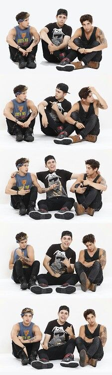 Janoskians, i love them!