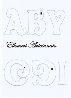 Hand Lettering Alphabet, Calligraphy Alphabet, Letras Abcd, Bubble Letter Fonts, Alphabet Templates, Printable Alphabet, Drawing Letters, Graffiti Lettering, Alphabet And Numbers
