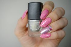 Pink Leopard - Easy stamping and dry brush design https://www.youtube.com/watch?v=ilins4dVMV8