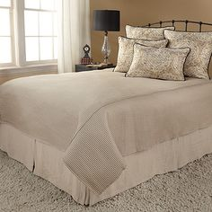 Shop the Chancler Bedding Collection at Arhaus.