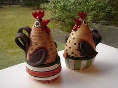 Velikonoční keramika | Lesní ateliér Kuba