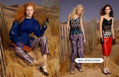 Balenciaga Fall/Winter 2012 Campaign | Esdemag
