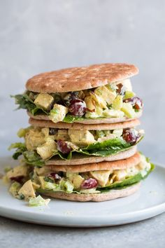 Curry Chicken Salad - Cooking Classy
