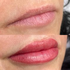 Lip Liner Tattoo, Eyebrows, Eyeliner, Pale Lips, Lipstick Tattoos, Cosmetic Tattoo, Cold Sore, Lip Fillers, Lip Stain
