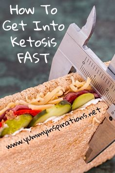 How To Get Into Ketosis - 5 Ketogenic Diet Success Tips. It took me a little over one day or 24 hours to get into Ketosis. So, it was quick for me! I'll share 5 tips that helped me get into Ketosis FAST!