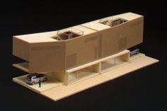 Showhouse W2/W3 ➳ Nieto Sobejano Architects
