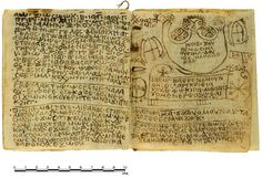 News from Egypt: A 1,300-year-old book of spells has been translated