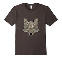 Men's Animal Graphic Tshirt Tribal Tattoo Fox Wildlife Na... https://www.amazon.com/dp/B01N00Z18P/ref=cm_sw_r_pi_dp_x_uyUhyb1R2GEJJ