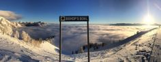"""This photo was taken this morning by our Ski Patrol Director, Craig Lutke. With sunshine and over 12"""" of new snow this past week today is sure to be one for the memory books. Come join us and make a few runs with your """"Bishops"""" Bowl! -Czar Johnson, Director of Mountain Operations February 2, 2014"""