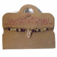 "🔴 Bracelet ""Collection Diamond''"