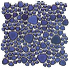 Cheapest Blue Pebble Mosaic Bathroom Tiles, Bathroom Review
