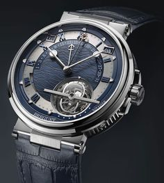 Breguet Marine Équation Marchante 5887 - Equation of Time Perpetual Calendar Tourbillon - Perpetuelle