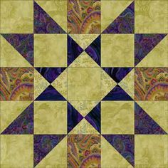 Providence Quilt Block by Janet Wickell free pattern on About.com Quilting at http://quilting.about.com/od/blockofthemonth/ss/providence.htm