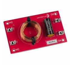 This order (i. 12 dB per octave) low pass Linkwitz-Riley filter from Dayton Audio passes frequencies below the given frequency and can easily be combin. Crossover, Dayton Audio, Subwoofer Box, Audio In, Inline, Filters, Create