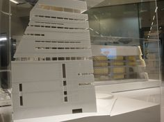 Resultado de imagen de new tate modern scale plans Aerial View, Modern, Trendy Tree