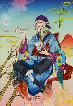 yana toboso medicine - Google Search Anime Nerd, Anime Guys, Mononoke Anime, Animated Man, Elves Fantasy, Ghibli Movies, Manga Characters, Art Inspo, Character Art