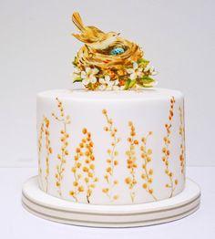 Painted cakes | Nevie-Pie Cakes