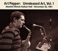 Art Pepper Quartet 1981 - Body and Soul - YouTube