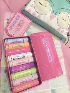 Chapstick Lip Balm, Eos Lip Balm, Lip Balms, Peach Lipstick, Lipstick Colors, Lipstick Shades, Maroon Lipstick, Gloss Lipstick, Makeup Lipstick