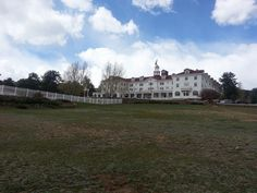 The Stanley Hotel (taken by me, KateMaha Photography)