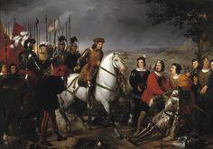 Batalla de Ceriñola Federico de Madrazo